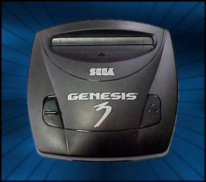 Como saber si un sega genesis 3 es original...
